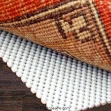 wonderful durahold rug pad on slippery carpet no slide for hardwood