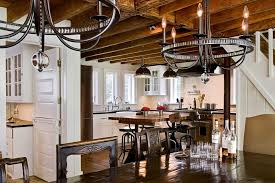 new york wine barrel chandelier restoration hardware kitchen farmhouse with stone and countertop manufacturers showrooms drafting