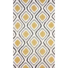 interesting ikat rug for your floor design yellow and grey ikat rugs for modern floor