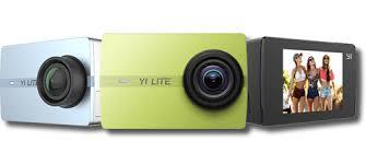 <b>Yi Lite</b> action <b>camera</b> - Обсуждение - 4PDA