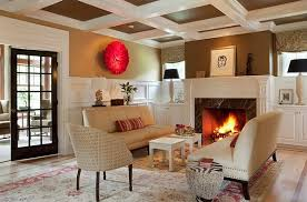 view in gallery african juju hat in red adds color to the living room