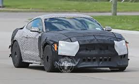 2019 Ford Mustang GT500 Full Prototype Caught In The Wild!  I