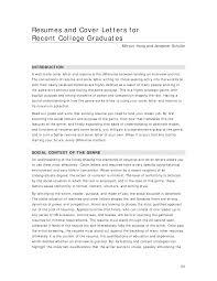 Chemistry Laboratory College Graduate Application Letter
