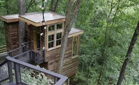 The 20 Coolest Treehouse Hotels In The World  HiConsumptionCoolest Tree Houses