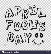 April Fools Day Symbol Text in transparenten Stil. Gerne banner Vector  Illustration auf isolierte Hintergrund. Lustig Karneval Geschäftskonzept  Stock-Vektorgrafik - Alamy