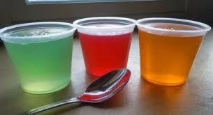 Image result for clip art Jello cups