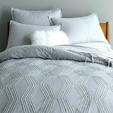 max studio aqua white king duvet cover set modern cotton home inside pattern decor patterned covers