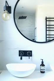 30 inch round mirror inch round mirror square mirrors black and gold bathroom doors 30