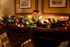 fireplace mantel lighting. entrancing minimalist christmas fireplace mantel lighting a