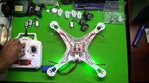 syma x8c sudden loss of power to the motors during flight