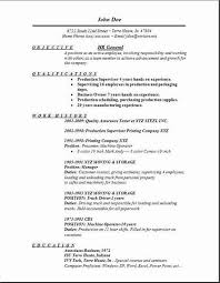 General Resume Cool General Resume Examples Kazanklonecco