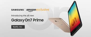 Samsung Galaxy On7 Prime 2018 Dual ...