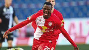 Patson Daka hat-trick fastest in Austrian Bundesliga History (Red Bull  Salzburg vs Sturm Graz) - YouTube