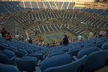 Arthur Ashe Stadium Wikipedia