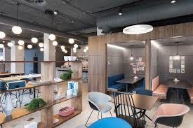 creative office environments. Laboratorio Permanente Was Recently Featured In Frame 119 For The Milan-based Studio\u0027s Modular Spine-like Design Of QuintilesIMS\u0027s Office, Also Located Creative Office Environments G
