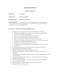 cover letter staff accountant job description corporate staff cover letter accounting resume summary examples staff accountant actuary accounting examplesstaff accountant job description extra medium