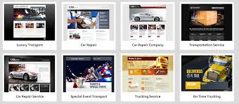 Godaddy Website Templates