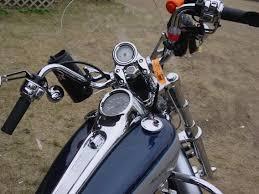 Harley Davidson Bikes Handlebar Clocks