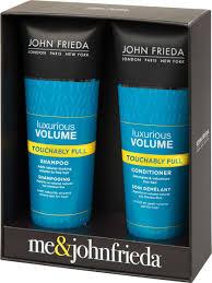 <b>John Frieda Набор</b> Роскошный <b>объем</b> (Luxurious <b>Volume</b> ...
