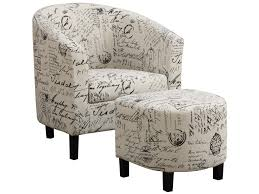 French Ottoman coaster accent seating twopiece accent chair and ottoman set in 4078 by guidejewelry.us
