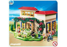 Maison De Campagne Playmobil 4857