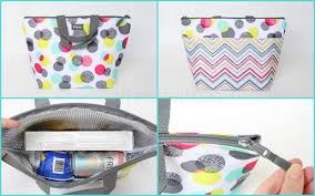 thirty one gifts organizing utility tote and thermal tote review viva veltoro
