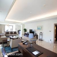 ... The One Bedroom King Suite At The Fairmont The Palm, Dubai ...