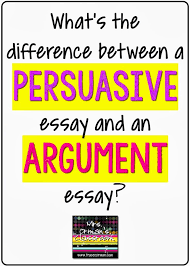 the best persuasive essays ideas sentence  what s the difference between a persuasive essay and an argument essay click for more