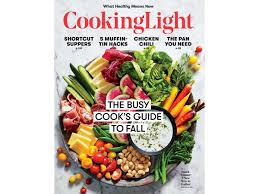 Cooking Light Magazine Cancel Subscription Cooking Light Got A Makeover Heres What Its All About