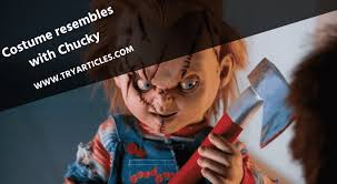 chucky acts like a serial in a film and transfers his soul from the doll to the human body his character was one of the most horror recognizable