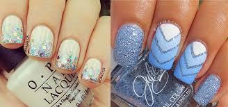 Gel Nails Designs Ideas 15 winter gel nail art designs ideas trends stickers 2014 2015 fabulous nail art designs