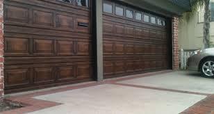 diy faux wood garage doors. Creative Decoration Painting Garage Door To Look Like Wood Doors  That Diy Diy Faux Wood Garage Doors