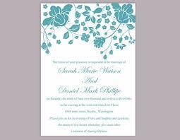 Wedding Invitation Templates Downloads Wedding Invitation Template Download Printable Invitations