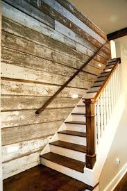 Open basement stairs Half Wall Around Basement Great Open Basement Staircase Design To Go Into Stair Finishing Ideas