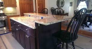image of countertop overhang guidelines