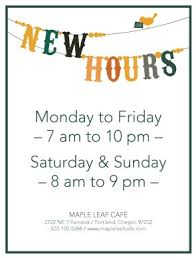 printable store hours sign opening hours sign template printable