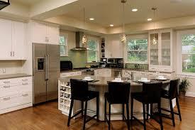 Kitchen View contemporary-kitchen