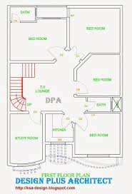 Small Picture Home Plan In Pakistan Home Decor and Design home plan in