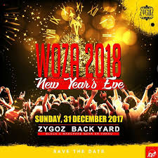 woza 2018 new year s eve party at zygoz pub grill on sunday december 31st