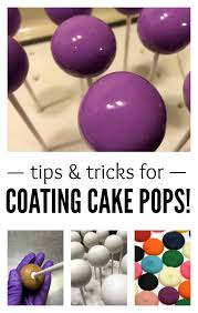 Decorating Cake Balls Tips and Tricks for Coating Cake Pops 61