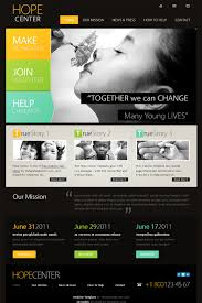 Free Website Design Templates Awesome 28 Charity HTML Website Templates Free Premium Download