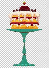 Ice Cream Cupcake Strawberry Cream Cake Png Clipart Birthday Cake