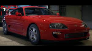 Toyota Supra SZ-R (1997) - Stock - NFS2015 Sound - YouTube