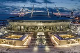 St Petersburg Stadium Seating Chart Sochi Redux St Petersburg Stadium Echoes Battle Between