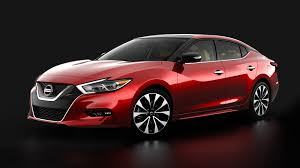 nissan new car release in india2016 Nissan Maximas official images released