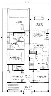 narrow house plans with porches luxury floor plans narrow lot homes small lot beach house plans
