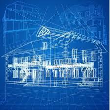architecture blueprints. Stock Vector Of \u0027Urban Blueprint (vector). Architectural Background. Part Architecture Blueprints L