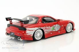 mazda rx7 fast and furious. domu0027s mazda rx7 fast and furious red jada rx7 l