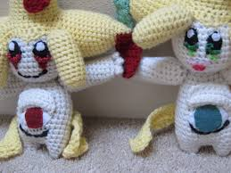 Crochet Pokemon Patterns Cool Design