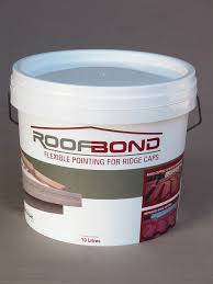 roofbond flexible pointing for ridge capping